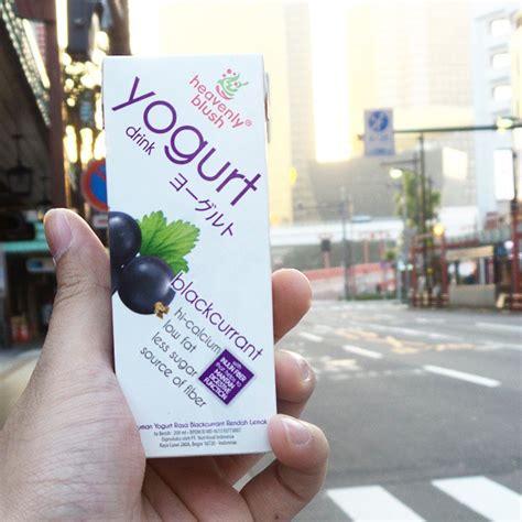 Harga Yoghurt Merk manfaat yoghurt heavenly blush untuk ibu