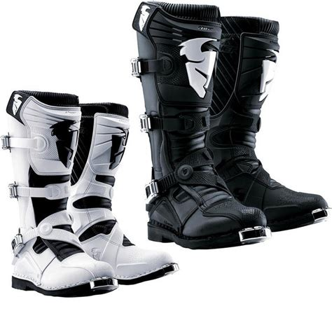 thor motocross boots thor quadrant 3 ratchet motocross boots clearance