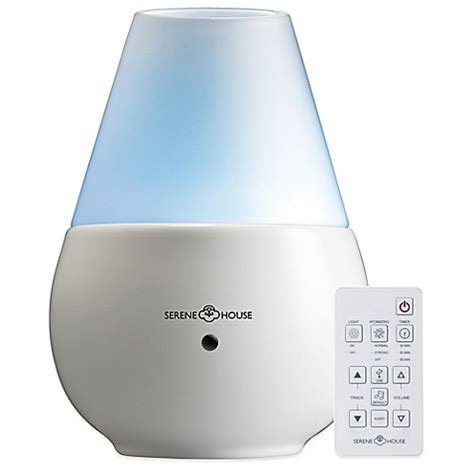 bed bath and beyond aromatherapy buy serene house vulcan ii aromatherapy electric diffuser