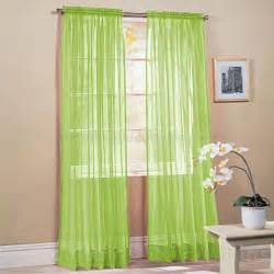 green bedroom curtains lime green slot top voile net curtain panel curtains and voiles uk