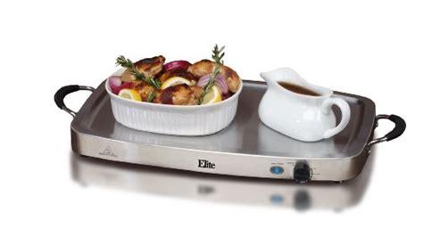 Elite Platinum Ewm 9933 Maxi Matic 2 5 Quart 3 Tray Buffet Elite Platinum Stainless Steel Buffet Server