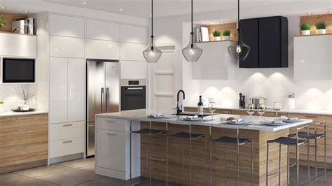 kitchen cabinets montreal kitchens modern design in quebec tendances concept