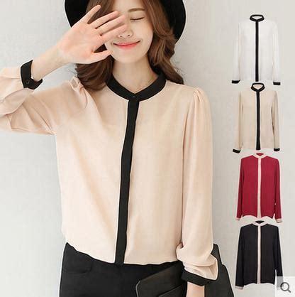 Ayura Puff Atasan Top Blouse aliexpress buy tops and blouses 2017 new fashion puff sleeve shirts