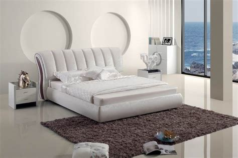 modern glam furniture modern beds give your bedroom a touch of glam la