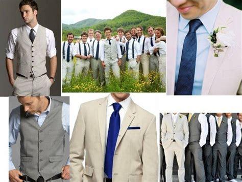 wedding groomsmen royal blue   Weddings abroad : Groom
