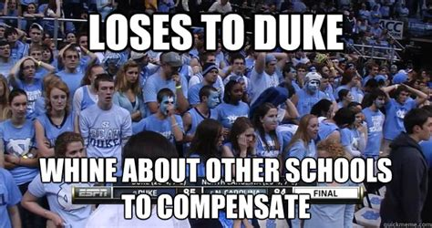 Duke Memes - unc vs duke basketball basketball scores