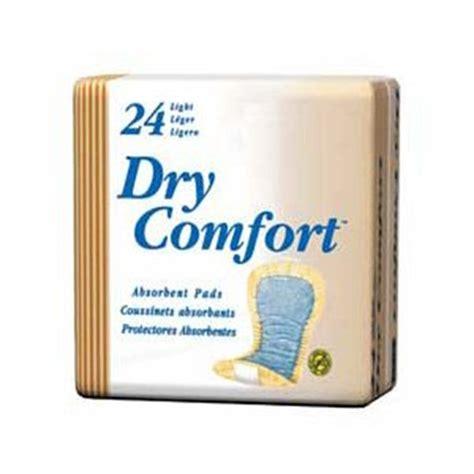 comfort dry dry comfort pads heavy white