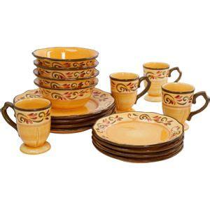 heritage park dining table walmart gibson everyday heritage park 16 dinnerware set