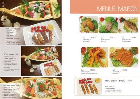 menu des d 233 lices picture of des delices