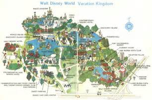theme park brochures walt disney world vacation kingdom