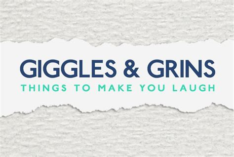 5 Things To Make You Laugh Today by Things To Make You Laugh Giggles And Grins