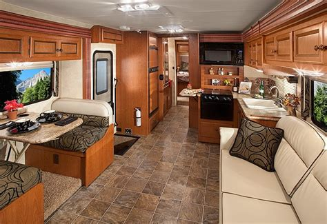 Motor Home Interior by Lovin Rv Livin On 5th Wheels Fifth Wheel