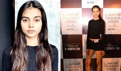 Kiyara Set lakme fashion week 2017 auditions winner kiyara to join gigi hadid hadid at img india