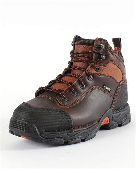 danner work boots danner 174 s gtx plain toe work boots fort brands