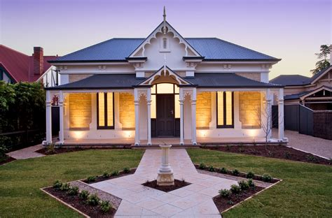 Traditional Style House heritage homes and renovations adelaide heritage