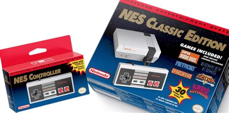 nintendo entertainment system nes classic edition console mini 30 retro ebay nintendo is releasing a new mini nes classic edition daily hive vancouver