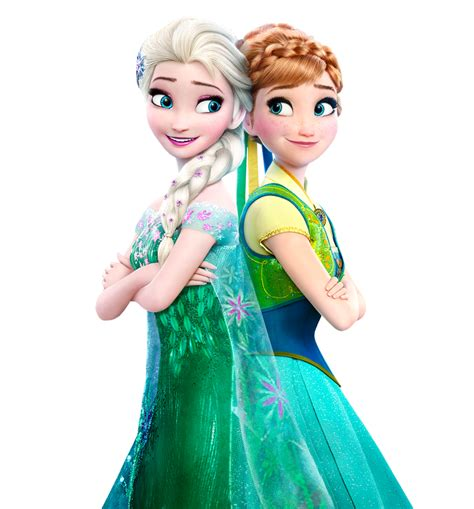 frozen sisters high resolution elsa and anna elsa and anna frozen fever vector by simmeh on deviantart