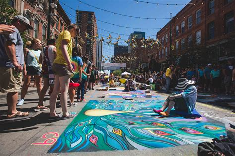 2017 Mba Artshow by Photos What You Missed At Denver S Chalk Festival