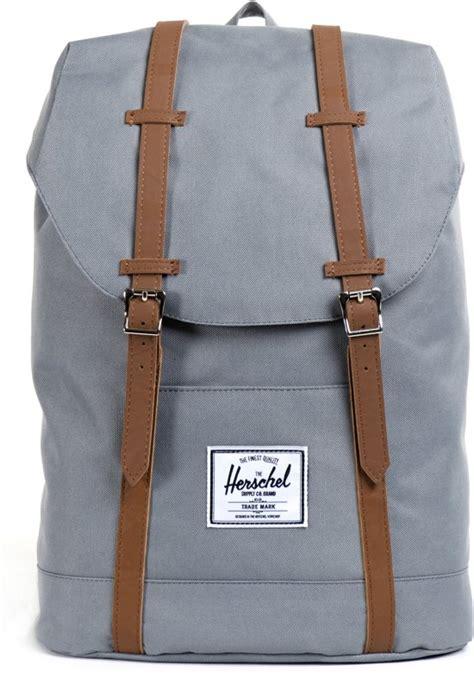 Herschel Tas Review bol herschel supply co retreat rugzak grey