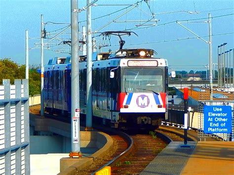 st louis light rail 8 bullets fired into of light rail train near st