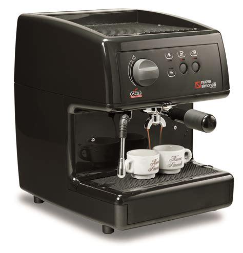 Coffee Maker Simonelli nuova simonelli oscar barista hk