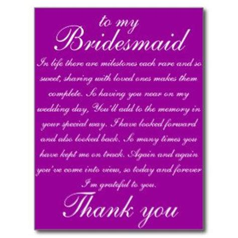 thank you for being my bridesmaid card template thank you bridesmaid poem thank you for being my