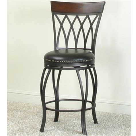 Royal Furniture Bar Stools by Cramco Inc Monza Swivel Counter Stool With