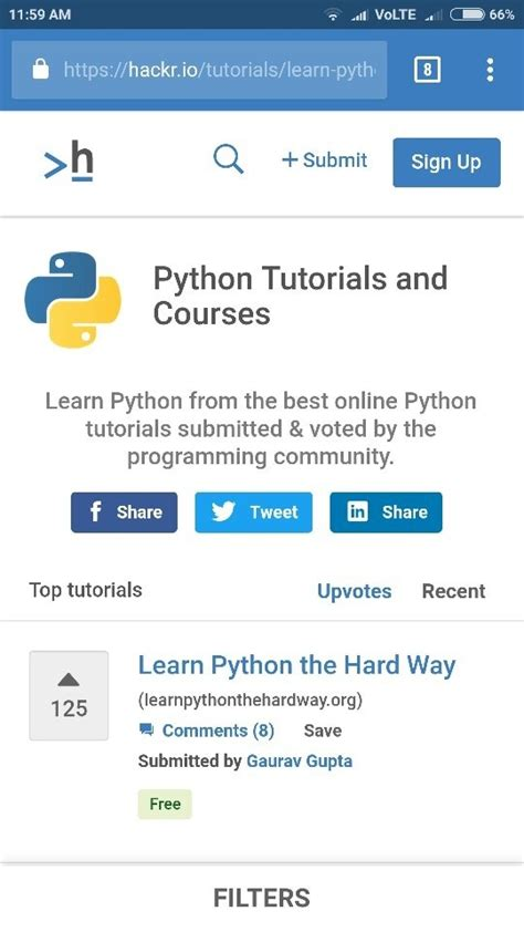 python tutorial coursera is it possible to learn python programming from the very