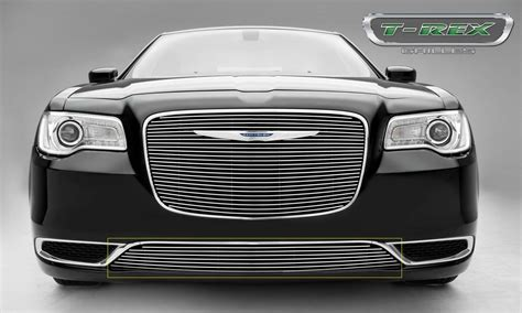 chrysler grill chrysler 300 billet series bumper grille overlay with