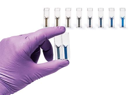 design an experiment using the spectrophotometer no whey milk protein content doesn t change or does it