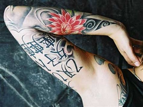 oriental flower tattoo designs tattoos designs ideas and meaning tattoos for you
