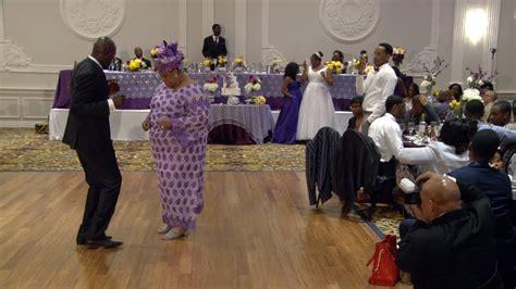 mother son wedding dance  toronto nigerian wedding