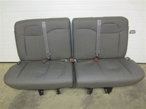 chevy express bench seat chevy express rear bench seat benches