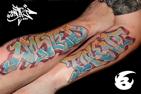 graffiti tattoos new graffiti