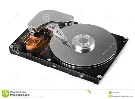 Hardisk Cpu disk drive royalty free stock images image 32940389