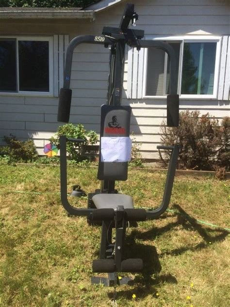 weider 8510 home sports outdoors in lake wa offerup