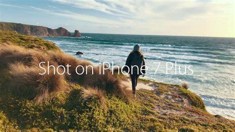 iphone 7 plus dji osmo mobile cinematic footage 4k