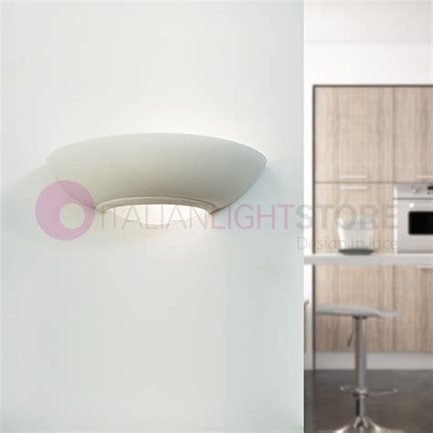 brescia paintable ceramic plaster wall washer light wall l
