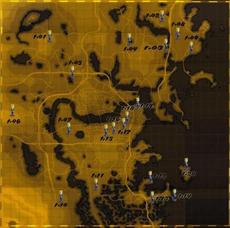 bobblehead locations map fallout 4 fallout 4 map search fallout the
