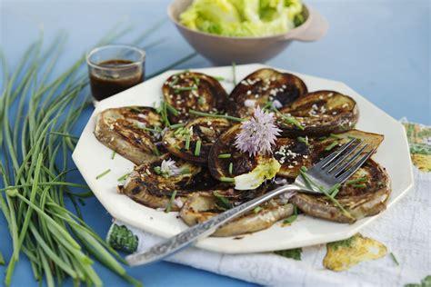 pan fried eggplant  miso recipe