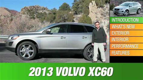 2013 volvo xc60 review youtube