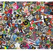 Pics Photos  Skateboard Sticker Bomb Sheet Stickerbombing Skate Ebay