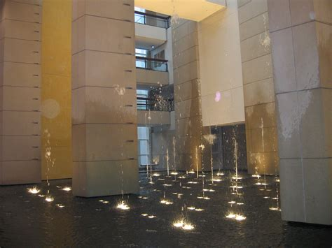 modern water fountains indoor design beautiful gallery and