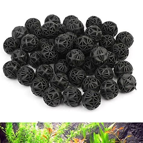 Bioball Filter Aquarium gootrades aquarium fish tank filter bio balls filtration