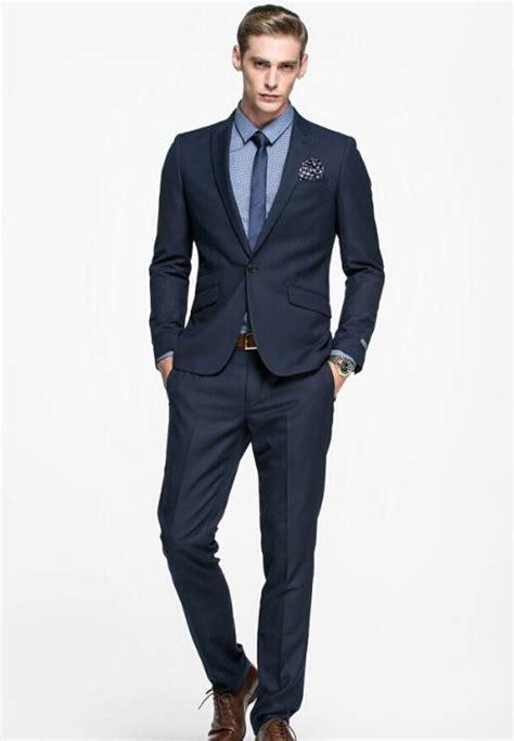 Men S Office Colors by Best Quality Simple Solid Color Men S Business Suits Men S