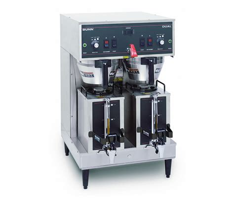 Cafetera industrial BUNN   DUAL