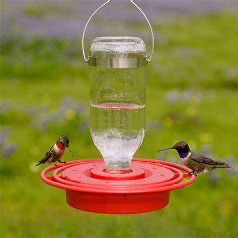 hummingbird feeders glass and plastic hummingbird feeders