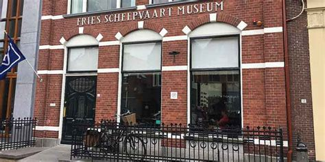 fries scheepvaartmuseum in sneek fries scheepvaartmuseum sneek