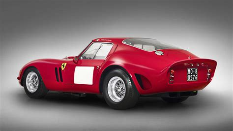 Sold For 52 Million 1962 250 Gto Gets Record 38 Million At Bonhams