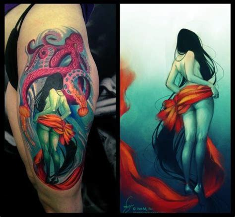 watercolor tattoo tulsa 72 best inspired ink images on inspiration